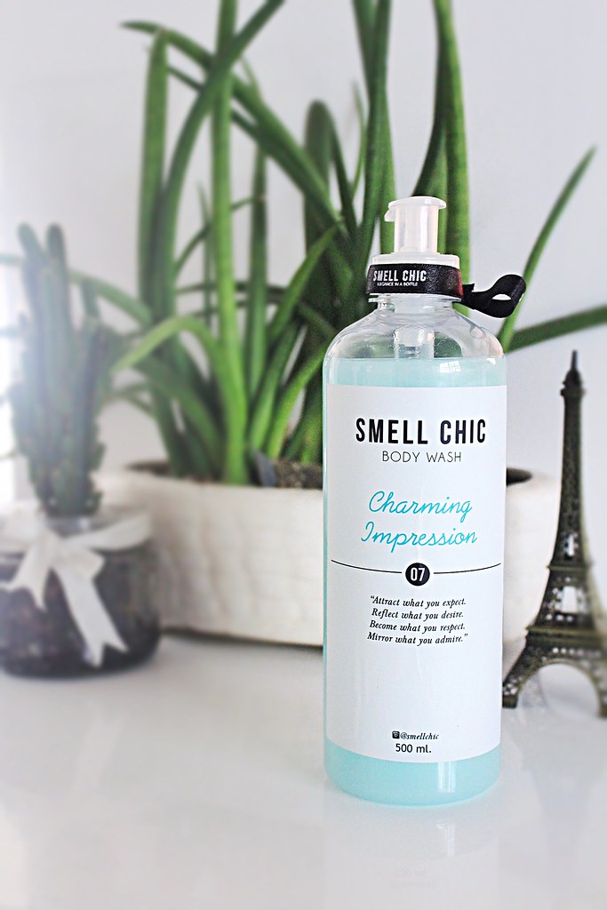 Smell Chic Charming Impression Body Wash