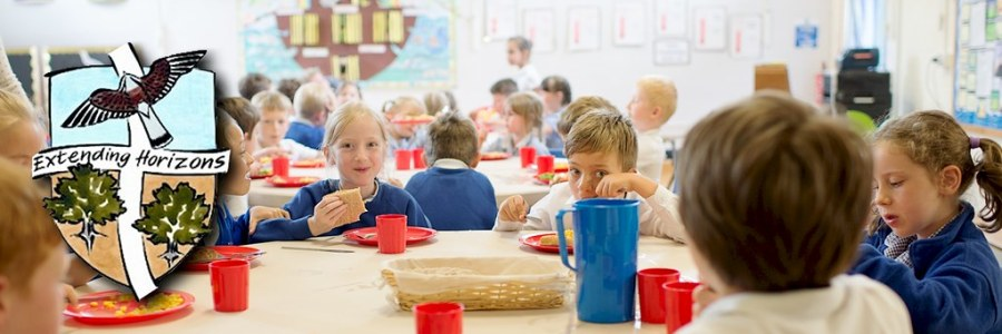 School Meals provided by Caterlink
