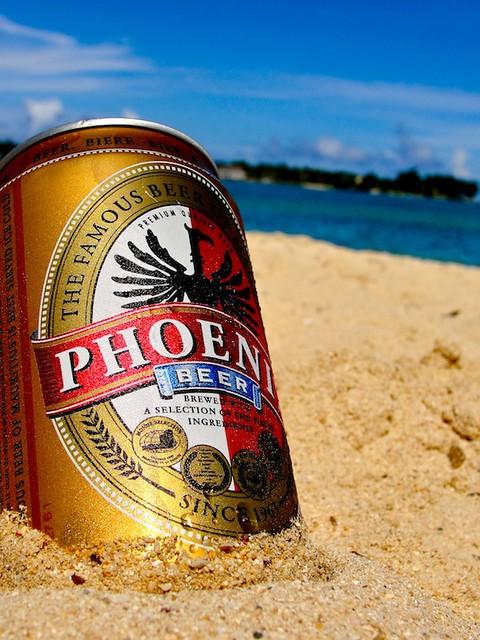 Phoenix Beer Local Mauritian Beer Worlds Best Beer