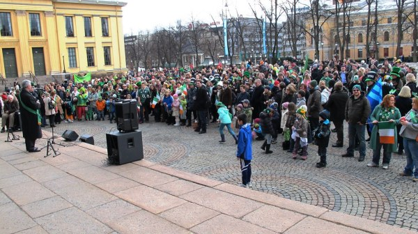 St Patricks Day Parade in Oslo 2010 #14 | Read all about ...