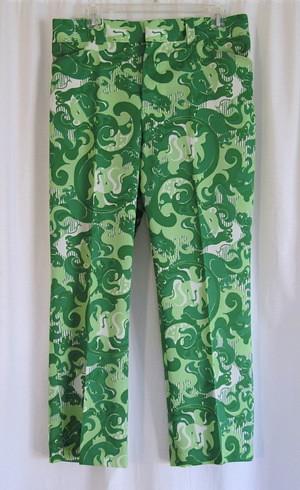 Lilly Pulitzer Mens Stuff Wild Lions Vintage Golf Pants