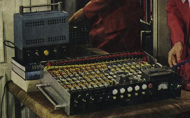 1950 Simon Electromechanical Personal Computer World S