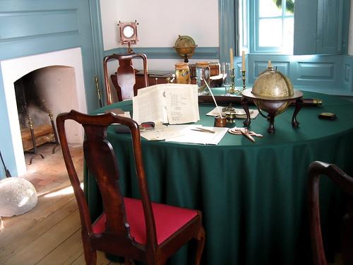 George Wythe House Interior ECV OnTheRoad Flickr