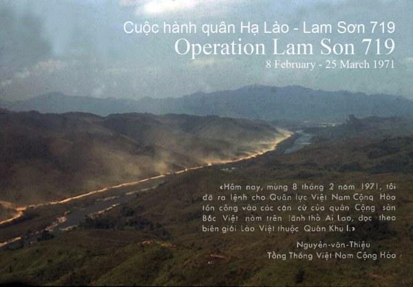 Cuộc hành quân Lam Sơn 719   Flickr