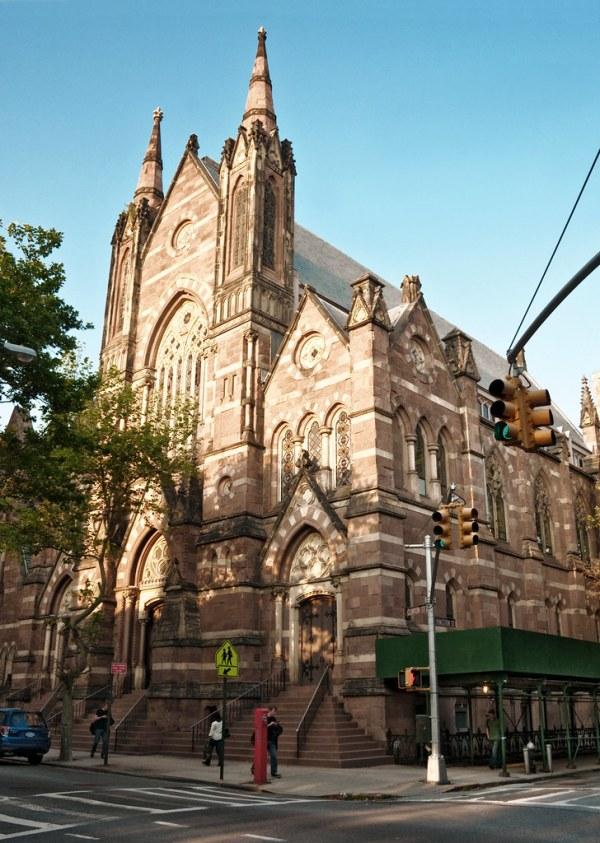 St. Ann's Church (1869), 131 Clinton Street, Brooklyn Heig ...