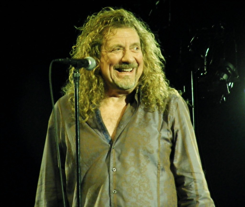 Robert Plant Robert Plant At The Palace Theatre