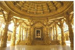Dilwara Temple.