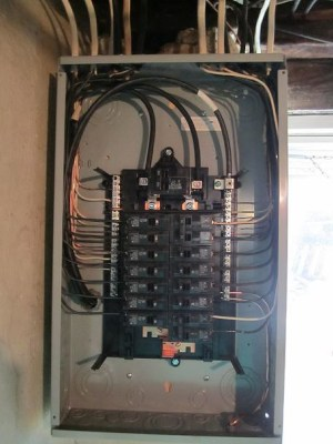 Electrical Panel   This is the insides of a panel neatly don…   Flickr