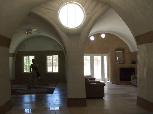 Interior Upscale Sandbag House For Those Who Want All