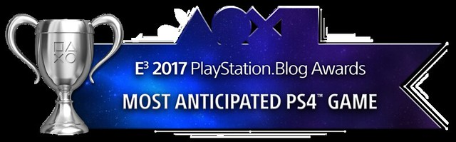 Most Anticipated PS4 Game - Silver