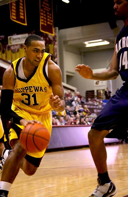 CMU Mens Basketball Vs. Akron 5 | CMU Mens Basketball Vs ...