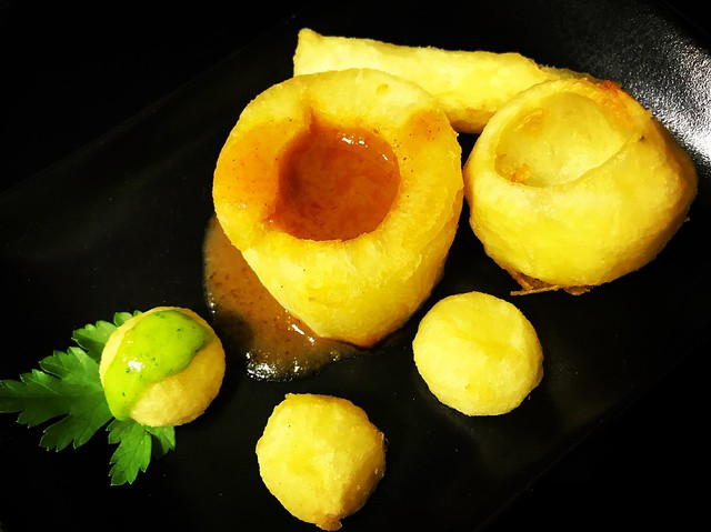 Patatas bravas. Versiones clásicas y revisadas. Koketo