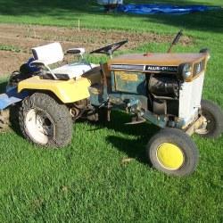 B Wiring Diagram Simplicity Garden Tractor on