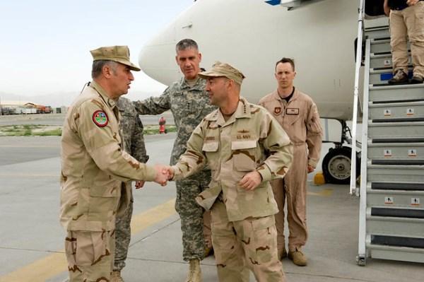 NATO's Supreme Allied Commander Visits Afghanistan   Flickr