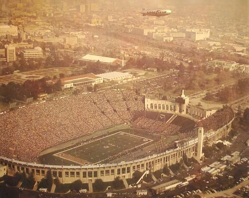 Super Bowl VII Redskins Vs Dolphins Los Angeles Coliseum 1 ...