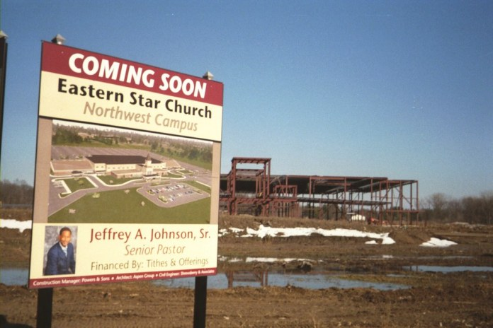Church Coming Soon