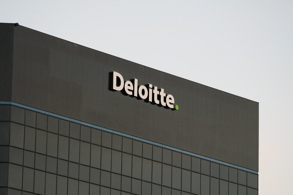Deloitte Building In Costa Mesa California No 3612 Flickr