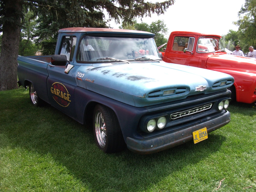 1961 Chevrolet Apache 10 1961 Chevrolet Apache 10