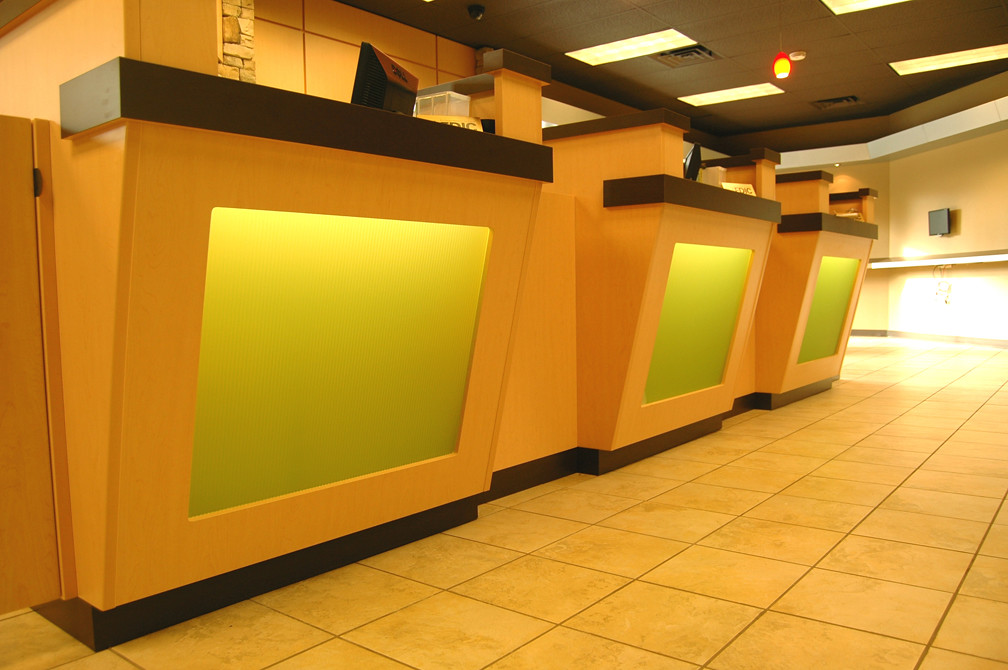 Custom Bank Teller Desk Bank Design Washington Busines Flickr