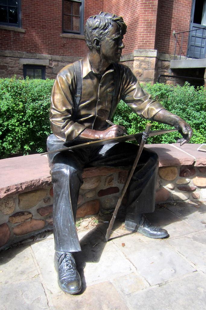 Colorado Boulder Uc Boulder Ekstrand Sculpture Plaza