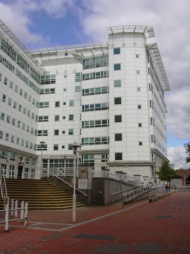 Trinity Bridge House Dearmans Place Salford Manchester