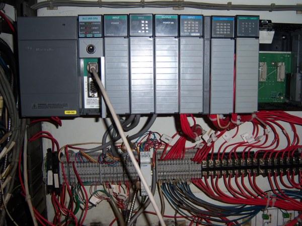 PLC Allen Bradley SLC 505 CPU de 7 Racks PLC Allen