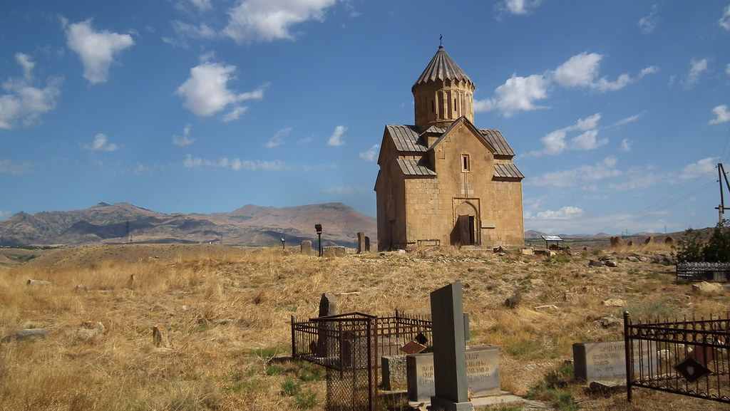 Iglesia Santa Madre de Dios Areni Armenia 02