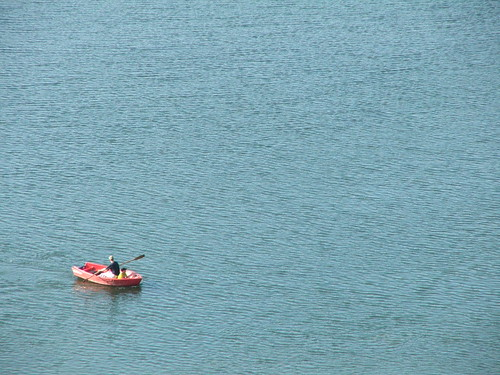 Lonely Boating