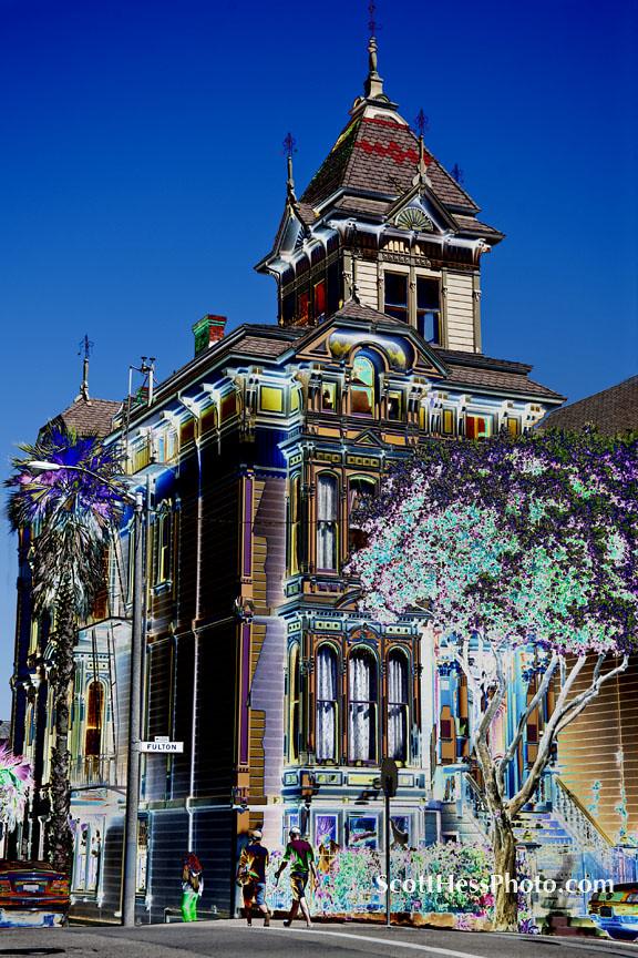 William Westerfeld House 1889 San Francisco 10 Aug