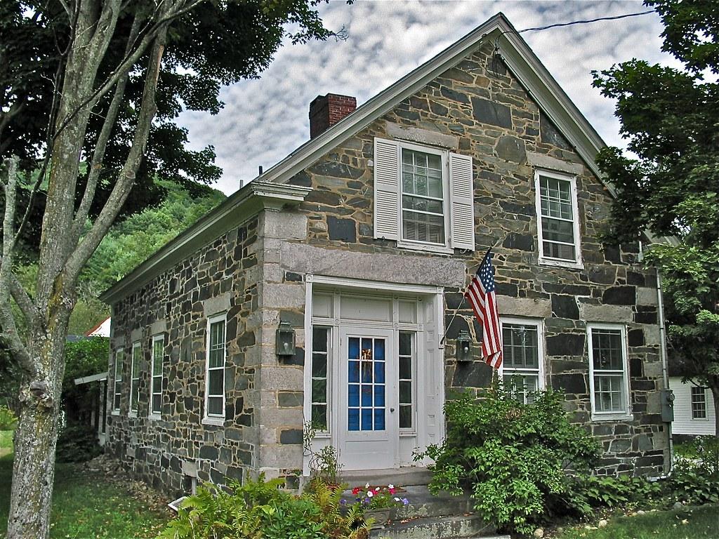 Stone Village Historic District 1838 60 North Street