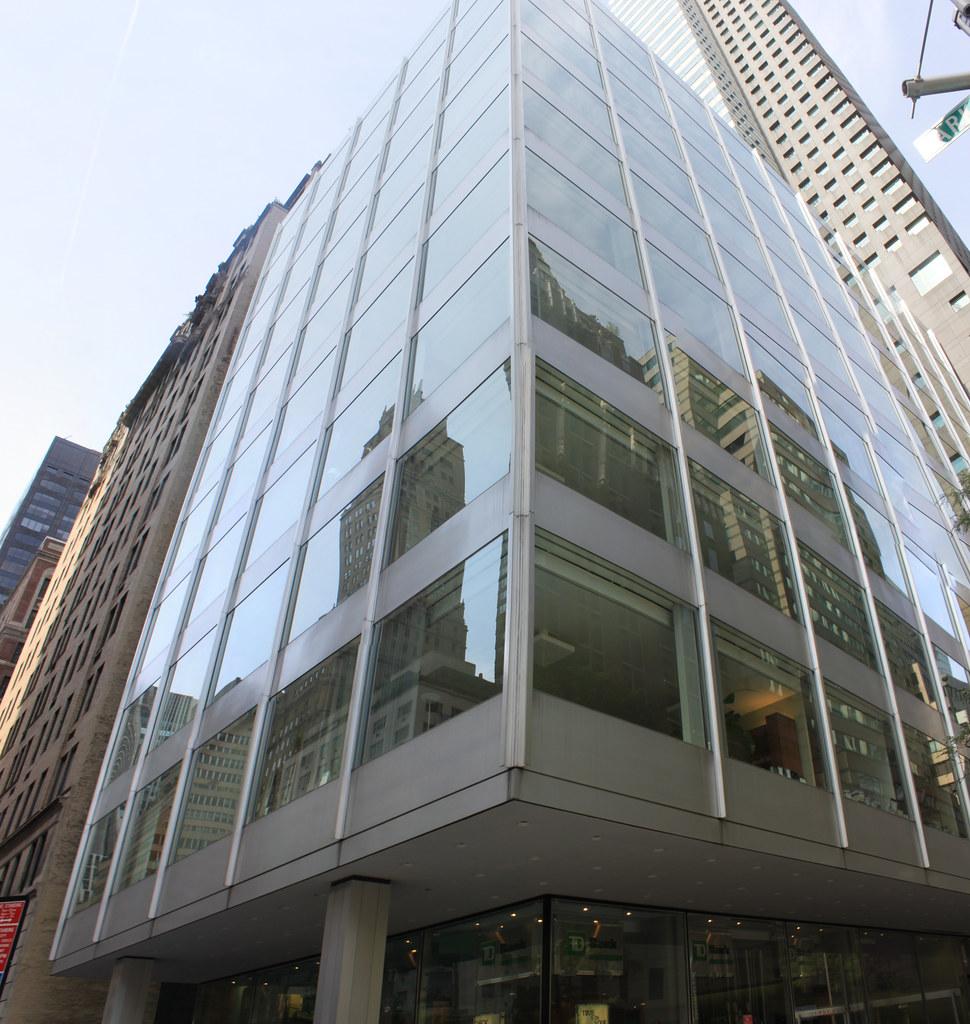 Former Pepsi Cola Building Midtown Manhattan New York