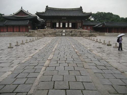 Patrimonio de la Humanidad en Asia y Oceanía. Corea del Sur. Santuario de Jongmyo.
