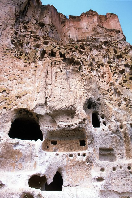 Bandelier National Monument, New Mexico