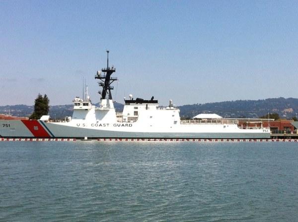 USCGC WAESCHE WMSL751 Legend Class Cutter wwwuscg