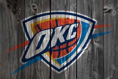 Oklahoma City Thunder 4K Logo Basketball Club NBA Emblem Source Wallpaper Full HD Pictures Ultra
