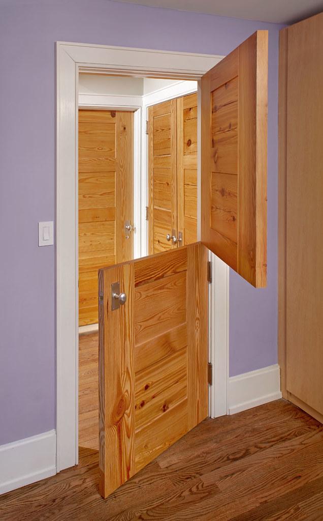 split door reclaimed yellow pine interior doors Internal Split Doors id=38517