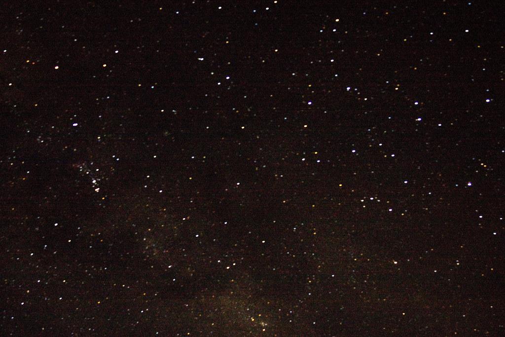 Peru Night Sky 2010