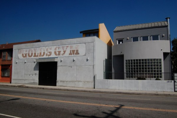 the old Gold's Gym | Venice, Los Angeles, Calif. | Pete ...