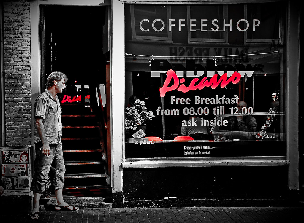 , Tourist Guide: Top 5 Amsterdam Coffeeshops, ISMOKE