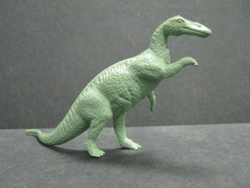 Marx Trachodon Second Type | The revised Trachodon from 1959… | Flickr