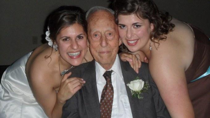 Morfar and His Granddaughters