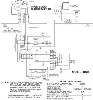 EB15B Instalation Instructions Coleman, Air Handler, EB15B…   Flickr