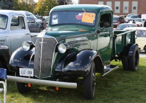 1937 Chevrolet 1 12 ton pickup | Richard Spiegelman | Flickr