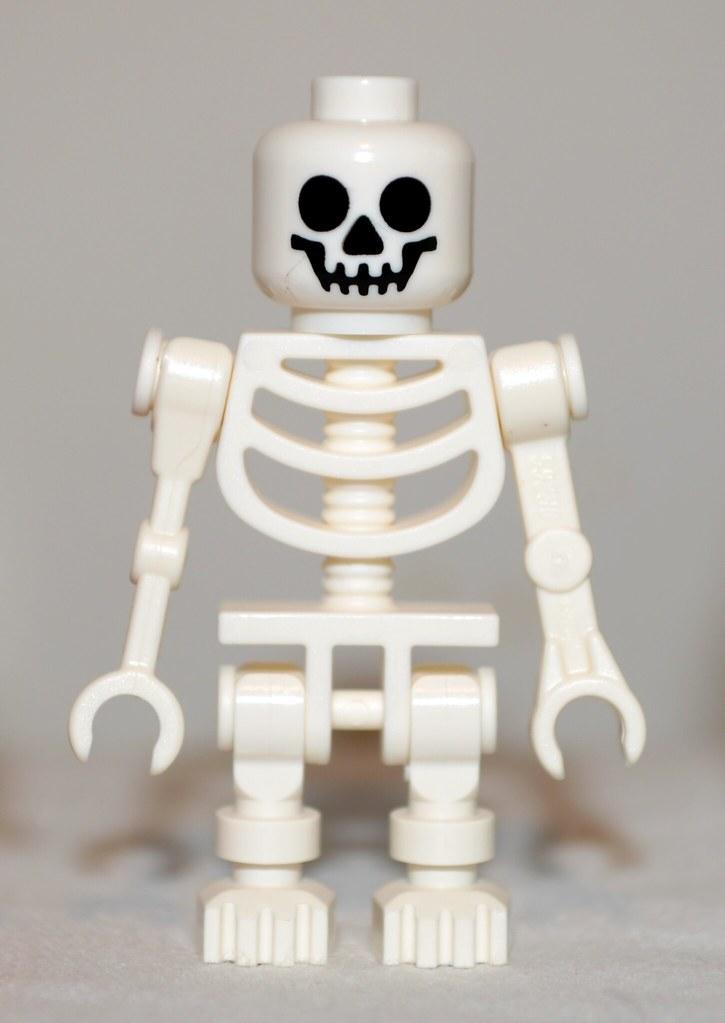 Lego Skeleton Esqueleto Hoth Wampa Cave Lego Star