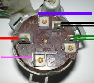 ignition switch wiring 66 impala | Mark C | Flickr