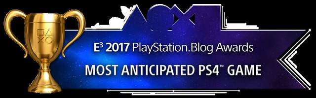 Most Anticipated PS4 Game - Gold