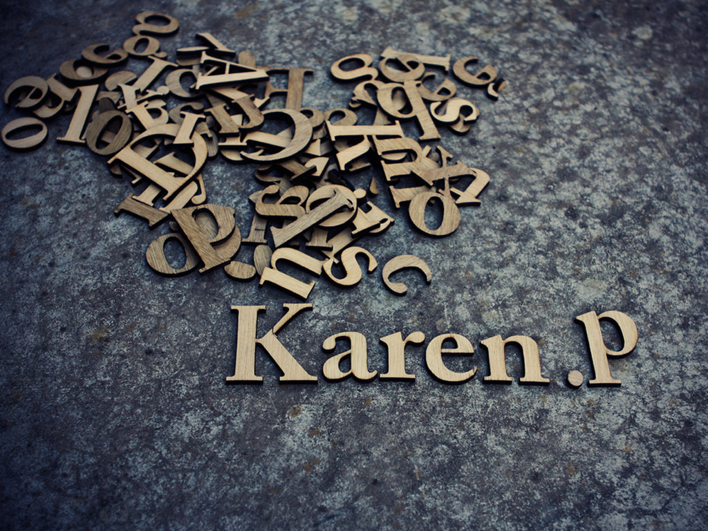 Typography Caslon Pro Tells Story By Karen Poon Flickr