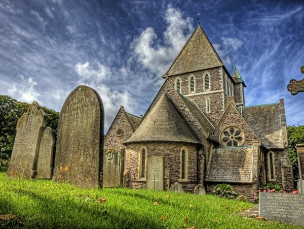St. Annes Church Alderney   St. Anne's Church in Alderney ...