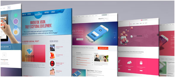 Perspective Desktop Website Mock Up 02 By Towhid123griver Graphicriver