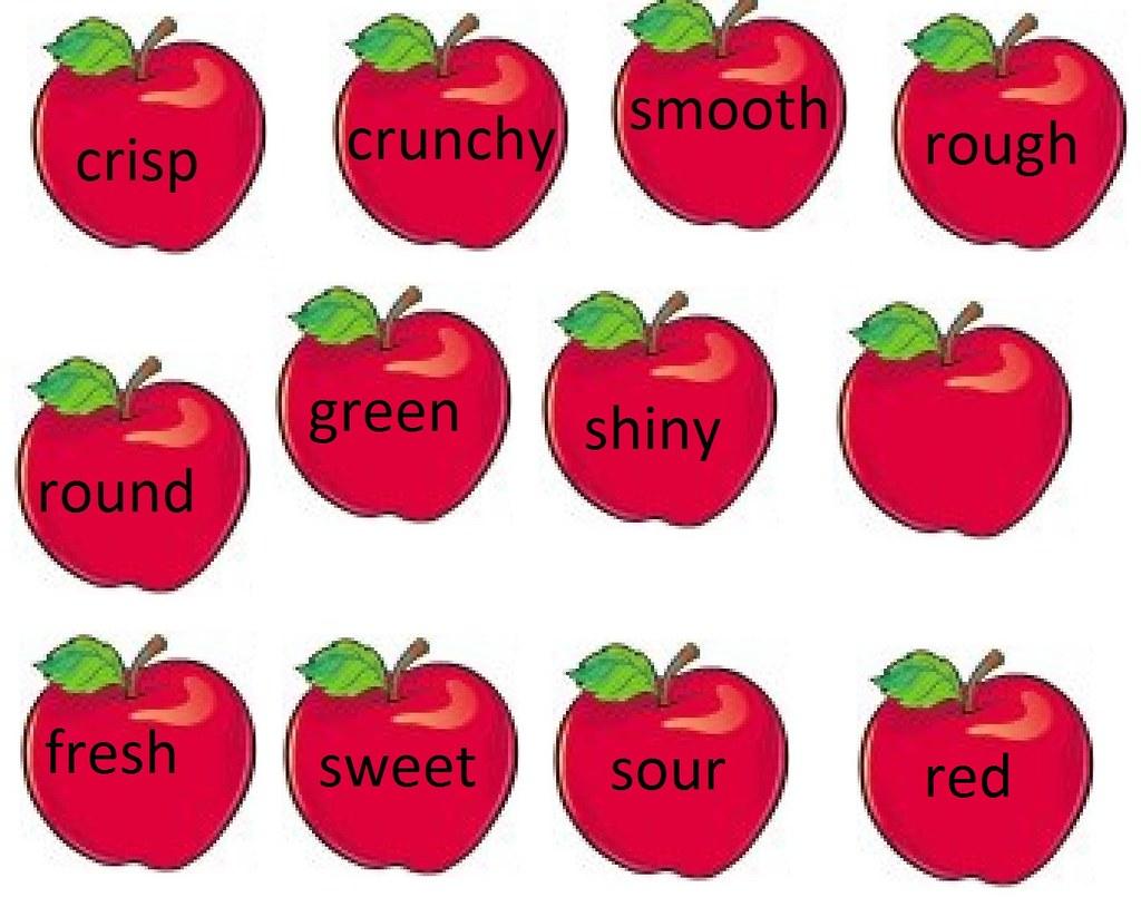 Apple Words